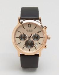 Часы с золотистым циферблатом Sekonda эксклюзивно для ASOS