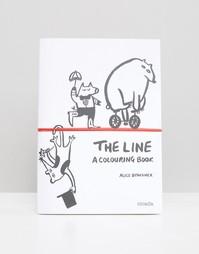 Раскраска The Line - Мульти Books