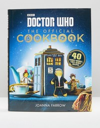 Книга The Doctor Who Official Cookbook - Мульти Gifts