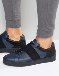 Классические низкие кроссовки Glorious Gangsta - Темно-синий