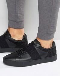 Классические низкие кроссовки Glorious Gangsta - Черный