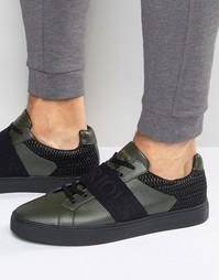 Классические низкие кроссовки Glorious Gangsta - Зеленый