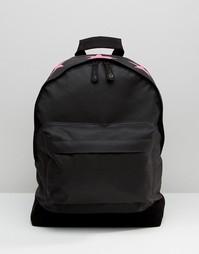 Рюкзак с розовыми звездами сверху Mi-Pac - Розовый