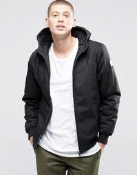 Черная куртка с капюшоном Element Dulcey - Черный