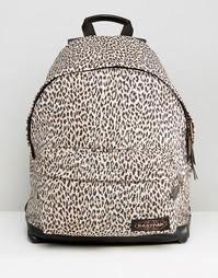 Рюкзак с леопардовым принтом Eastpak House Of Hackney Wyoming