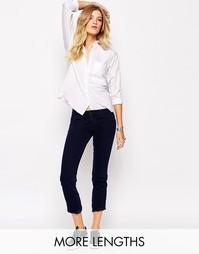 Прямые джинсы с закатанными манжетами Bethnals Joey - Синий