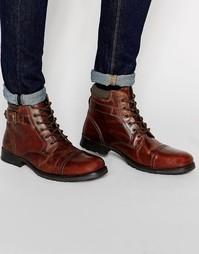Ботинки на шнуровке Red Tape - Рыжий