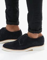 Туфли на шнуровке Sebago Machall - Синий