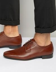 Светло-коричневые оксфордские туфли Aldo Glarelle - Рыжий
