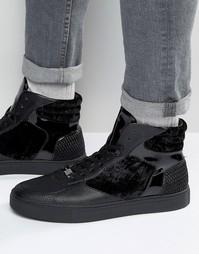 Высокие кроссовки Glorious Gangsta Xavier - Черный