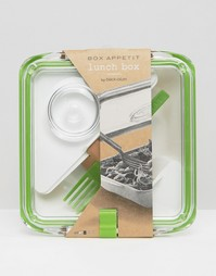 Black & Blum Box Appetit Lunch Box - Лайм