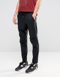 Черные джоггеры Nike FC 802403-010 - Черный