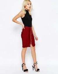 Облегающая юбка Glamorous - Красно-бурый