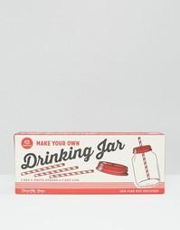 Набор банок для напитков DIY - Мульти Temerity Jones