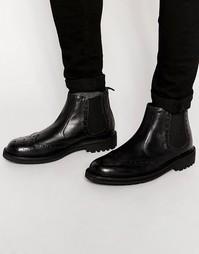 Ботинки челси Ben Sherman - Черный