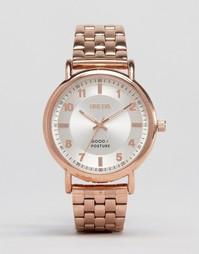 Наручные часы цвета розового золота Breda Blossom - Розовое золото