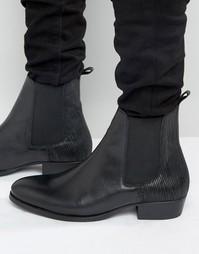 Кожаные ботинки челси House Of Hounds Keats - Черный