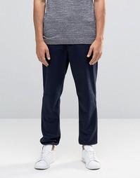 Шерстяные брюки Native Youth - Темно-синий