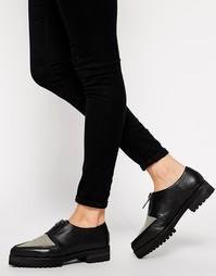 Черные туфли на плоской подошве Senso Katia - Черный