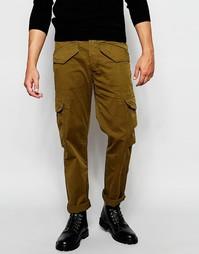 Брюки карго Paul Smith Jeans - Зеленый
