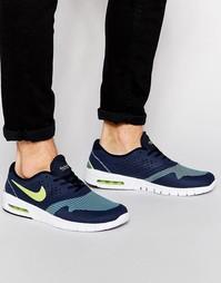 Кроссовки Nike Koston Max 631047-434 - Синий