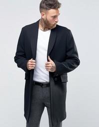 Строгое пальто с шалевым воротником Hart Hollywood by Nick Hart DB