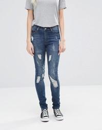 Облегающие джинсы Cheap Monday 34 - Carbon torn 34