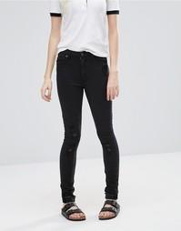 Облегающие джинсы Cheap Monday 28 - Freedom black 28
