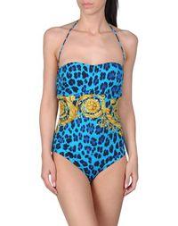 Слитный купальник Versace
