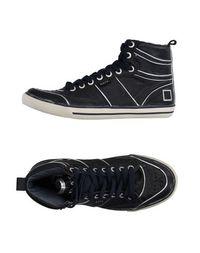 Высокие кеды и кроссовки D.A.T.E.