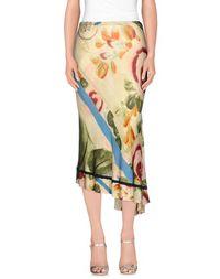 Юбка длиной 3/4 Jean Paul Gaultier Femme