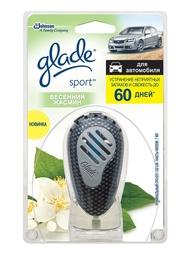 Автомобильные ароматизаторы GLADE