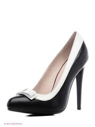 Черные Туфли NO ONE