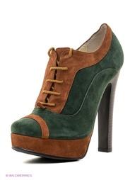 Зеленые Туфли NO ONE