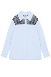Хлопковая блузка Manhattan MoS