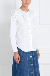 Хлопковая блузка Niki MiH Jeans