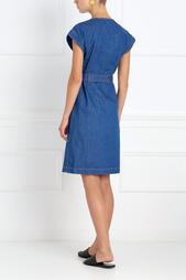 Платье из денима Tucson MiH Jeans