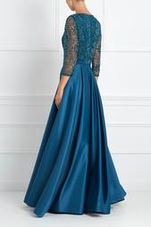 Платье с вышивкой Arapkhanovi