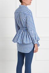 Хлопковая блузка Mixer