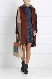 Шерстяное пальто Victoria Andreyanova
