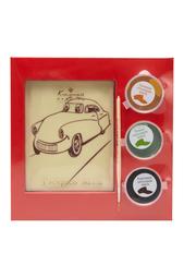 Шоколадная раскраска «Автомобиль» Конфаэль