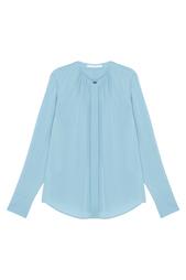 Шелковая блузка Banora Hugo Boss