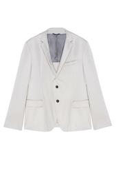Однотонный пиджак Hugo Boss