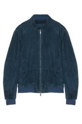 Замшевая куртка Hugo Boss