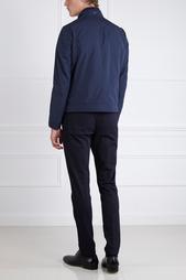 Шерстяные брюки Hugo Boss
