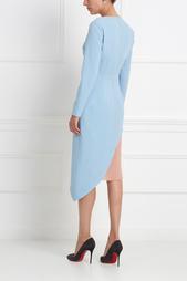Шерстяное платье Daria Bardeeva