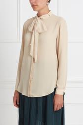 Однотонная блузка Daria Bardeeva