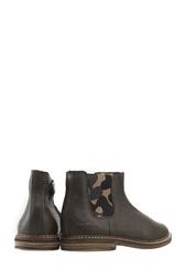 Кожаные ботинки Pom Dapi