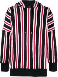 striped hoodie KTZ
