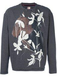 floral print sweatshirt Antonio Marras